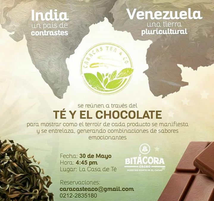 Cata Té y Chocolate