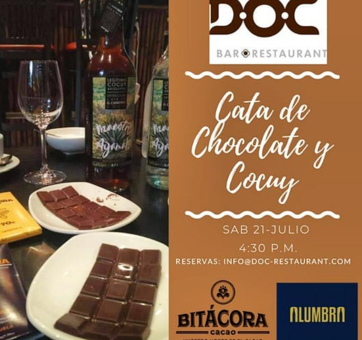 Cata: Cocuy y Chocolate