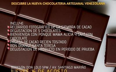 Recorre Venezuela a través de sus Chocolates