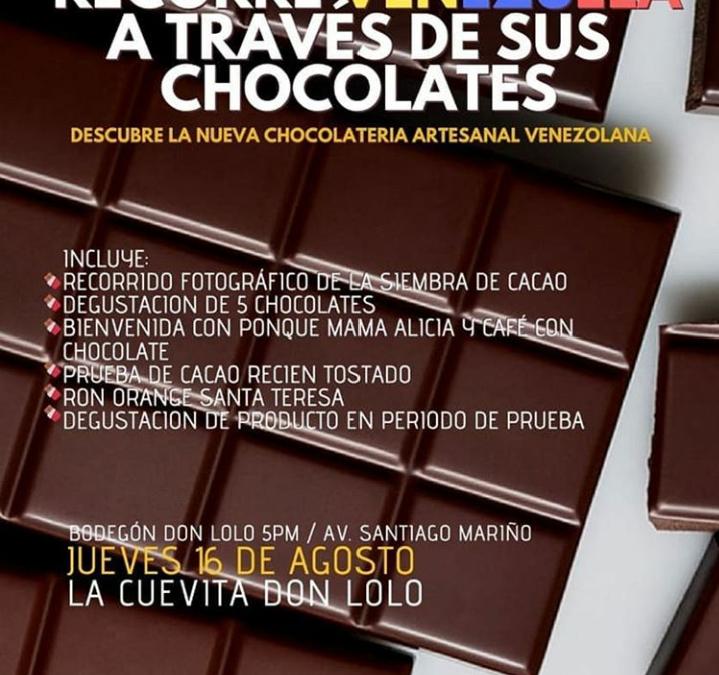 Recorre Venezuela A Través De Sus Chocolates Bitácora Cacao Ca