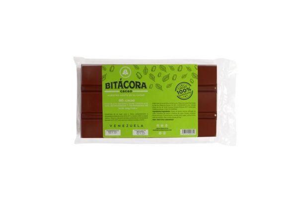 Barra 500gr 60% con empaque 2-3